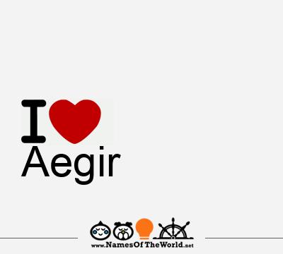 Aegir