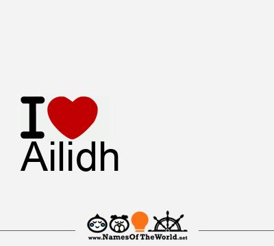 Ailidh