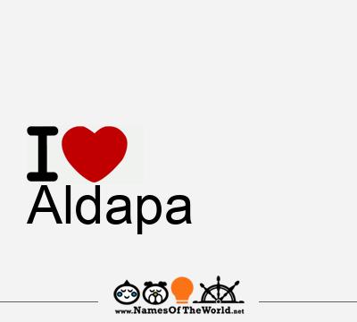 Aldapa