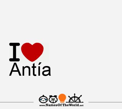 Antía