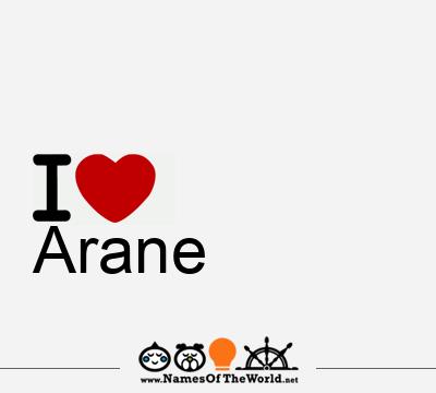 Arane