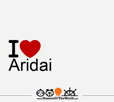 Aridai