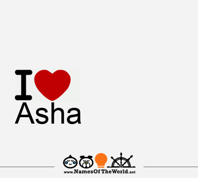 Asha | Asha name | meaning of Asha