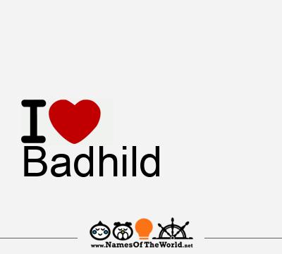 Badhild
