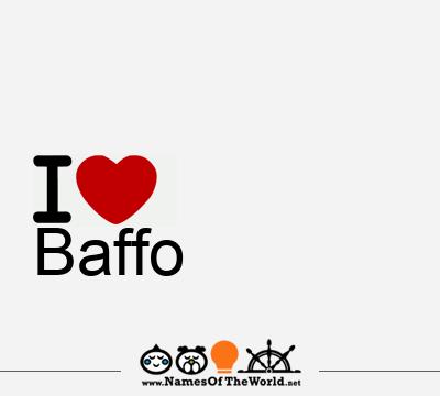 Baffo