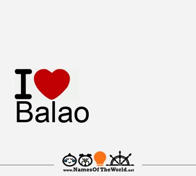 Balao