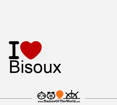 Bisoux