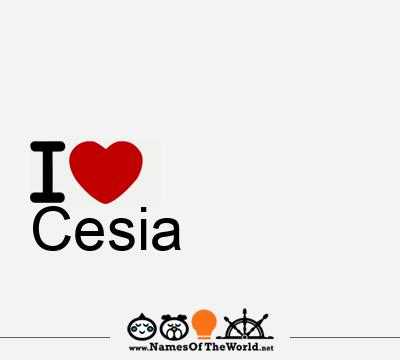 Cesia