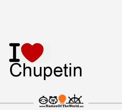 Chupetin