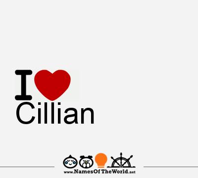 Cillian