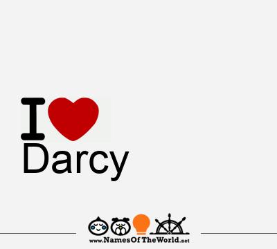 Darcy