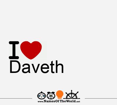 Daveth