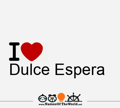 Dulce Espera