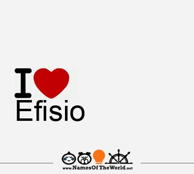 Efisio