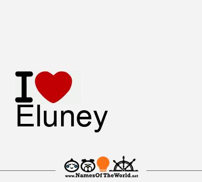 Eluney
