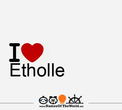 Etholle