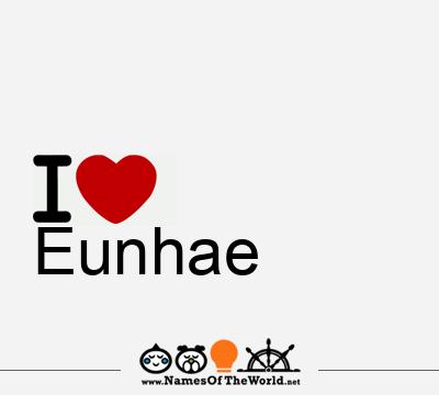 Eunhae