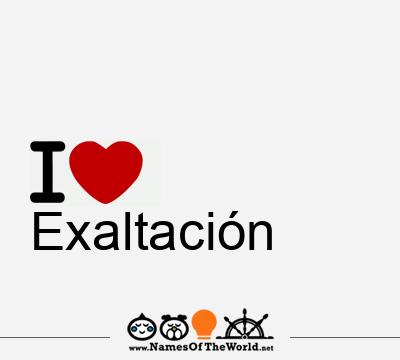 Exaltación