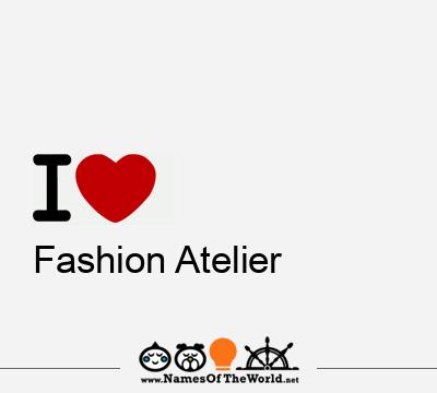 Fashion Atelier