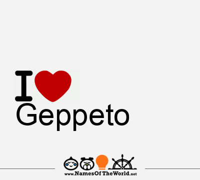 Geppeto