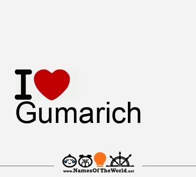Gumarich