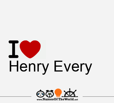 Henry Every