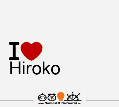 Hiroko