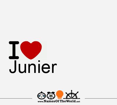 Junier