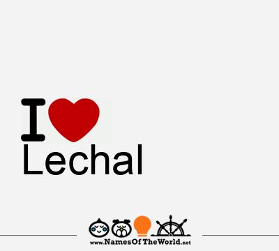 Lechal