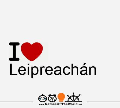 Leipreachán