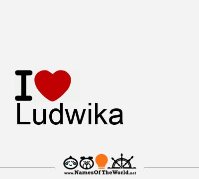 Ludwika