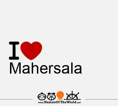Mahersala