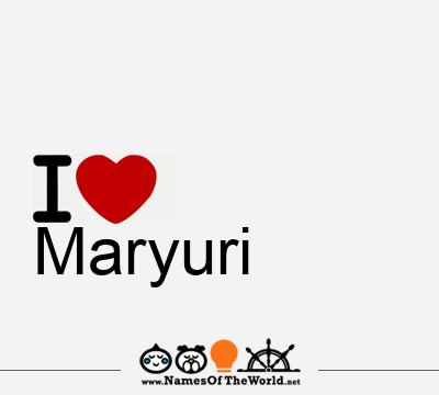 Maryuri