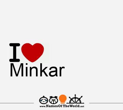 Minkar