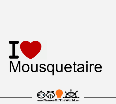Mousquetaire
