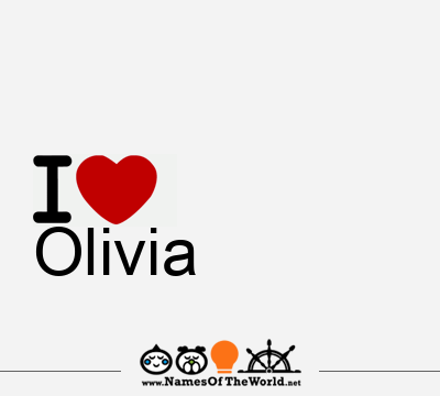 The Name Olivia Means