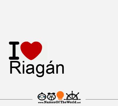 Riagán
