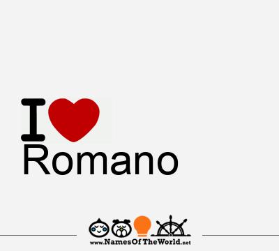 Romano