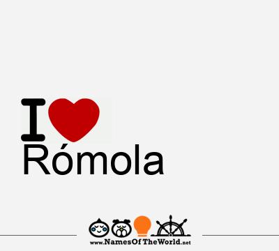 Rómola