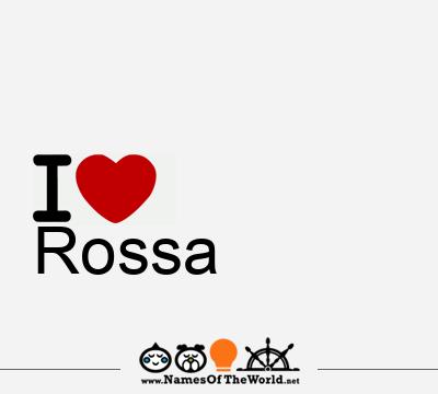 Rossa