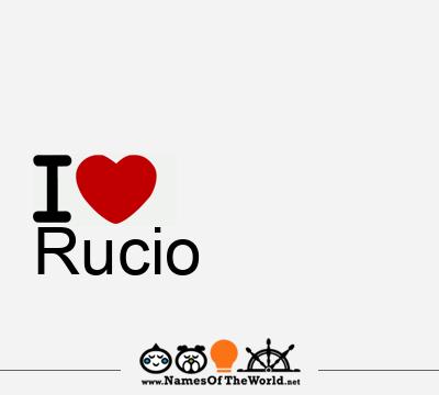 Rucio