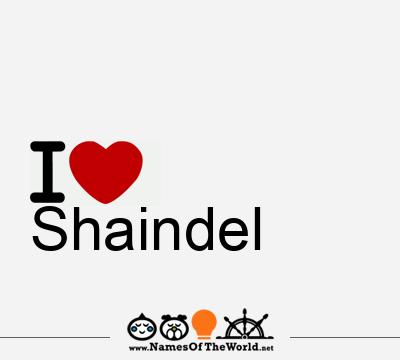 Shaindel