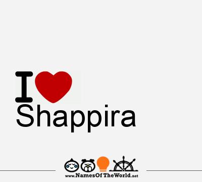 Shappira