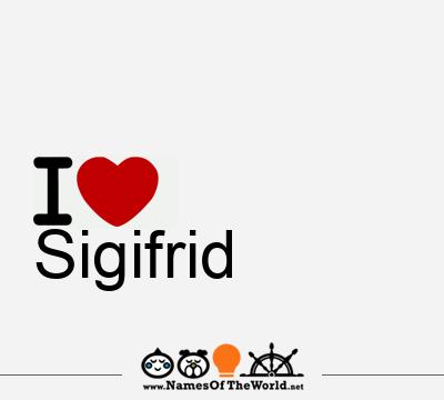 Sigifrid