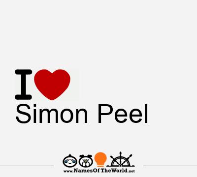 Simon Peel