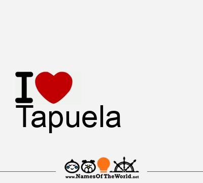 Tapuela