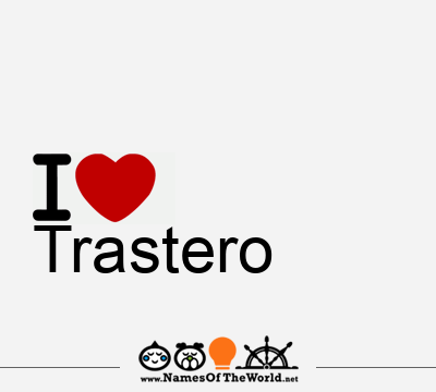 Trastero