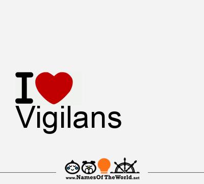 Vigilans