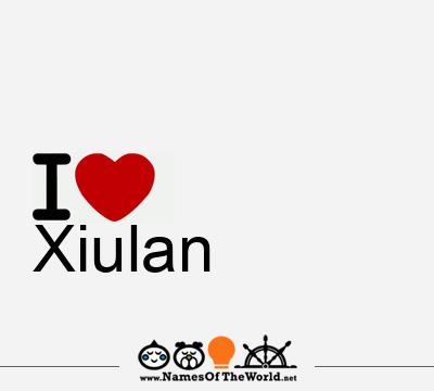 Xiulan