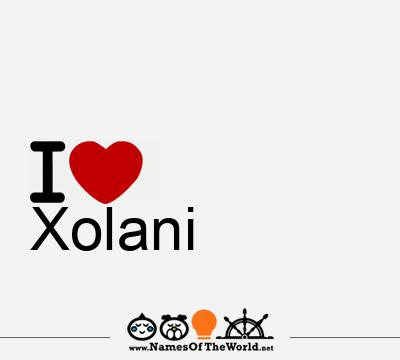 Xolani